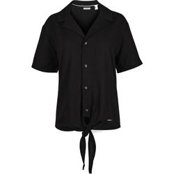 vaatteet Naiset Paitapusero / Kauluspaita O'neill Cali Woven Musta