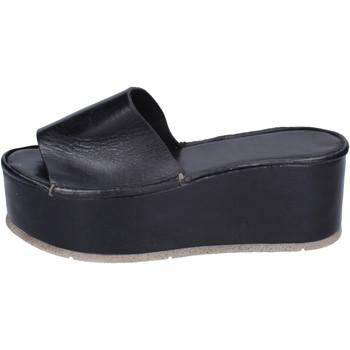 kengät Naiset Sandaalit Moma BH287 Musta