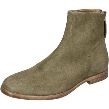 kengät Naiset Nilkkurit Moma BH302 Vihreä