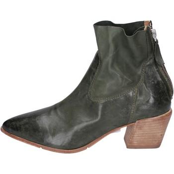 kengät Naiset Nilkkurit Moma BH308 vihreä