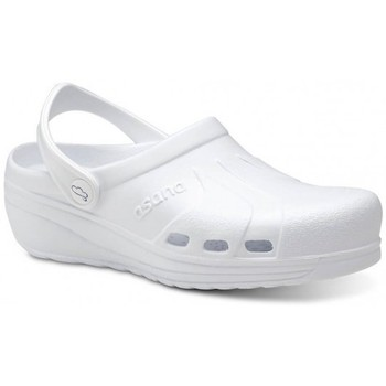 kengät Miehet Puukengät Feliz Caminar Zuecos Sanitarios Asana - Valkoinen