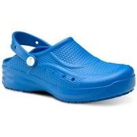kengät Miehet Puukengät Feliz Caminar Zueco Laboral Flotantes Evolution - Sininen