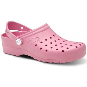 kengät Miehet Puukengät Feliz Caminar Zuecos Sanitarios Flotantes Gruyere - Vaaleanpunainen