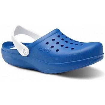 kengät Miehet Puukengät Feliz Caminar Zuecos Sanitarios Kinetic - Sininen