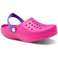kengät Miehet Puukengät Feliz Caminar Zuecos Sanitarios Kinetic - Vaaleanpunainen
