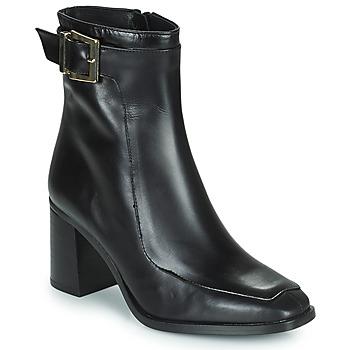 kengät Naiset Nilkkurit Fericelli PALAIS Musta