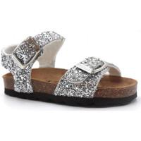 kengät Tytöt Sandaalit ja avokkaat Pastelle Salome Hopea