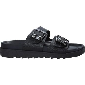 kengät Naiset Sandaalit Apepazza S1SOFTWLK03/LEA Musta