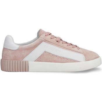 kengät Naiset Matalavartiset tennarit Docksteps DSE106172 Vaaleanpunainen