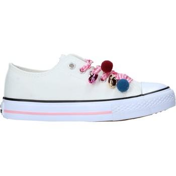 kengät Lapset Tennarit Miss Sixty S21-S00MS911 Valkoinen