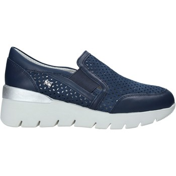 kengät Naiset Tennarit Valleverde 18253 Sininen