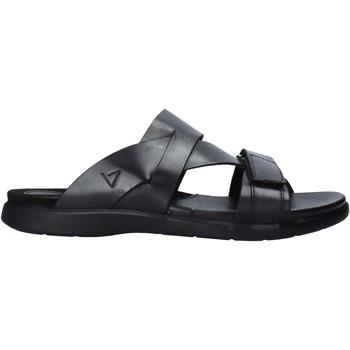 kengät Miehet Sandaalit Valleverde 36900 Musta