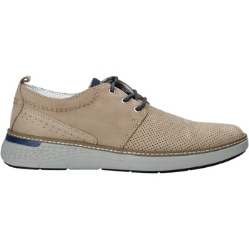 kengät Miehet Derby-kengät Valleverde 17884 Beige