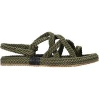 kengät Naiset Sandaalit ja avokkaat Sara Lopez SLS21 Vihreä