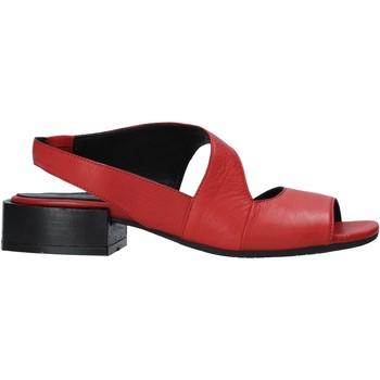 kengät Naiset Sandaalit ja avokkaat Bueno Shoes 21WS4900 Punainen