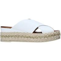 kengät Naiset Sandaalit Bueno Shoes 21WQ5907 Valkoinen