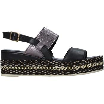 kengät Naiset Sandaalit ja avokkaat Bueno Shoes 21WS5200 Musta
