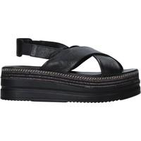 kengät Naiset Sandaalit ja avokkaat Bueno Shoes 21WS5702 Musta