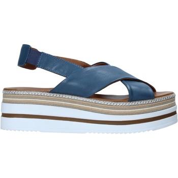 kengät Naiset Sandaalit ja avokkaat Bueno Shoes 21WS5702 Sininen