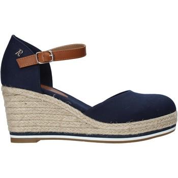 kengät Naiset Sandaalit ja avokkaat Refresh 72740 Sininen
