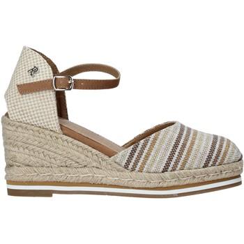 kengät Naiset Sandaalit ja avokkaat Refresh 72757 Beige