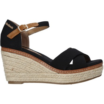 kengät Naiset Sandaalit ja avokkaat Refresh 72879 Musta
