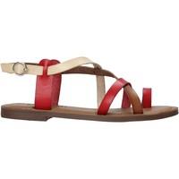 kengät Naiset Sandaalit ja avokkaat Refresh 72655 Ruskea
