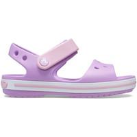 kengät Lapset Sandaalit ja avokkaat Crocs 12856 Violetti