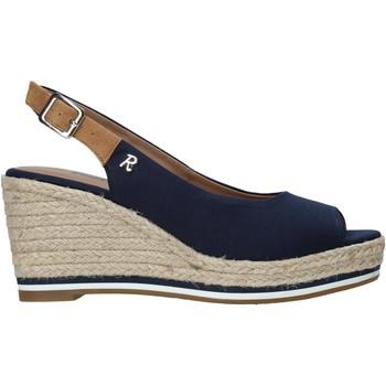kengät Naiset Sandaalit ja avokkaat Refresh 72693 Sininen