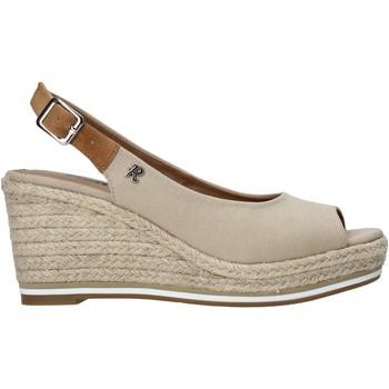 kengät Naiset Sandaalit ja avokkaat Refresh 72693 Beige