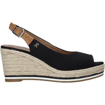 kengät Naiset Sandaalit ja avokkaat Refresh 72693 Musta