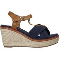 kengät Naiset Sandaalit ja avokkaat Refresh 72878 Sininen