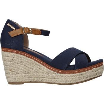 kengät Naiset Sandaalit ja avokkaat Refresh 72879 Sininen