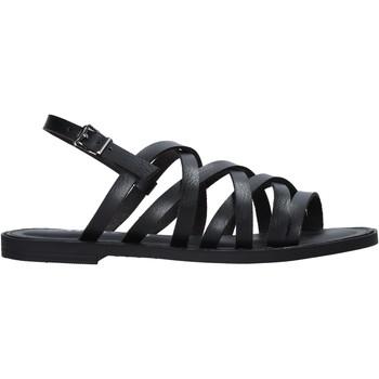 kengät Naiset Sandaalit ja avokkaat Refresh 72231 Musta