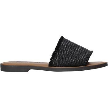 kengät Naiset Sandaalit Refresh 72958 Musta