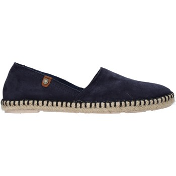kengät Naiset Espadrillot Refresh 72275 Sininen