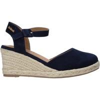 kengät Naiset Sandaalit ja avokkaat Refresh 72858 Sininen