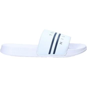 kengät Lapset Sandaalit Tommy Hilfiger T3B0-31123-1174100- Valkoinen