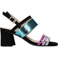 kengät Naiset Sandaalit ja avokkaat Carmens Padova 45069 Musta