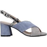 kengät Naiset Sandaalit ja avokkaat Carmens Padova 45310 Harmaa
