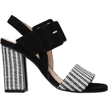 kengät Naiset Sandaalit ja avokkaat Carmens Padova 45108 Musta