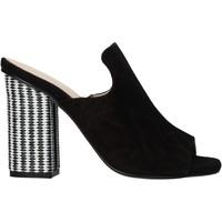 kengät Naiset Sandaalit ja avokkaat Carmens Padova 41489 Musta