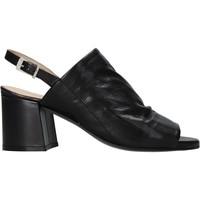 kengät Naiset Sandaalit ja avokkaat Carmens Padova 45416 Musta
