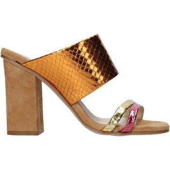 kengät Naiset Sandaalit ja avokkaat Carmens Padova 45063 Oranssi