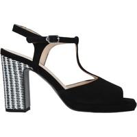 kengät Naiset Sandaalit ja avokkaat Carmens Padova 45085 Musta