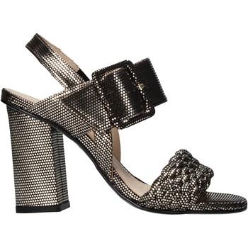 kengät Naiset Sandaalit ja avokkaat Carmens Padova 45073 Musta