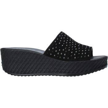 kengät Naiset Sandaalit Enval 7280000 Musta