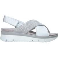 kengät Naiset Sandaalit ja avokkaat Enval 7283511 Harmaa