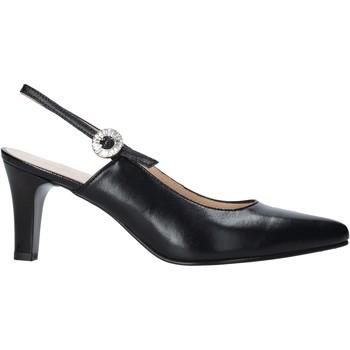 kengät Naiset Sandaalit ja avokkaat Soffice Sogno E20036 Musta