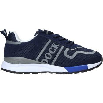 kengät Lapset Tennarit Docksteps TODAY-2 Sininen